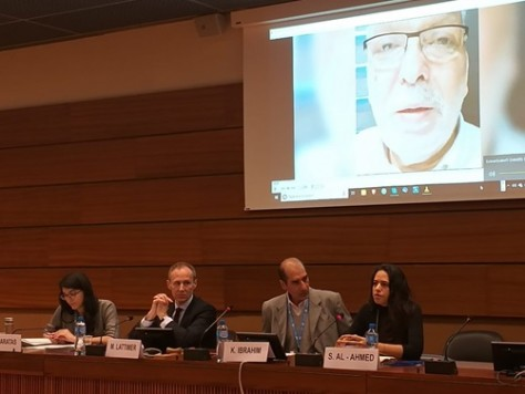 UN Human Rights Council events call for accountability for human